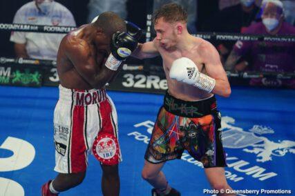 Ionut Baluta, Michael Conlan, Moruti Mthalane, Sunny Edwards - Boxing Results