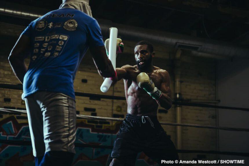 Jaron Ennis, Sergey Lipinets - Boxing News