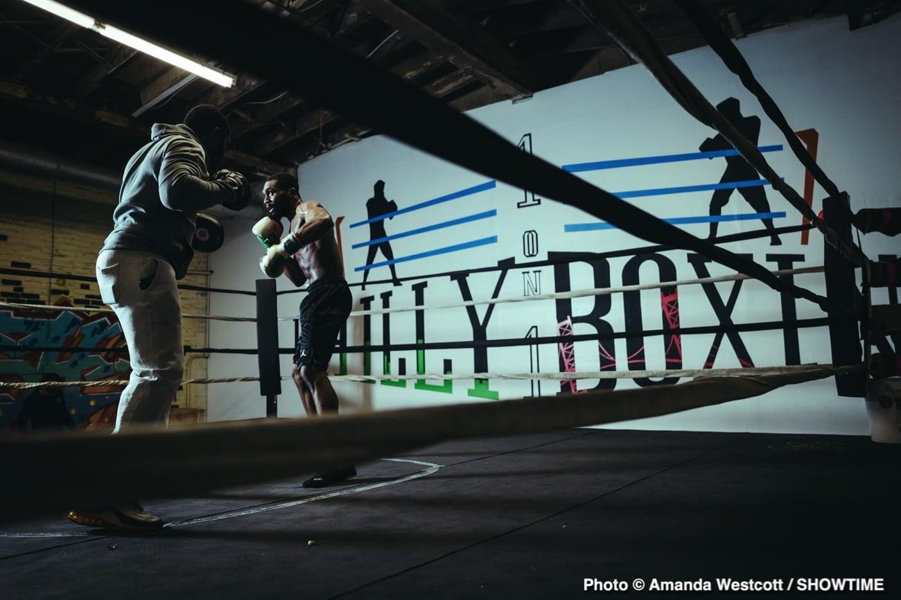 Eimantas Stanionis, Jaron Ennis, Sergey Lipinets, Thomas Dulorme - Boxing News