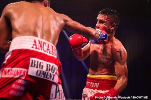 Jerwin Ancajas, Jonathan Rodriguez - Boxing History