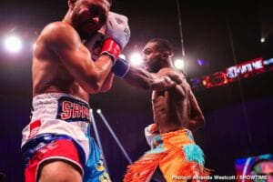 Jaron Ennis: 'Whatever Crawford thinks he can do I can do better'