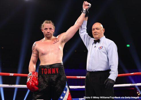 Brian Howard, Efe Ajagba, Jared Anderson, Joe Smith Jr., Maxim Vlasov - Boxing News