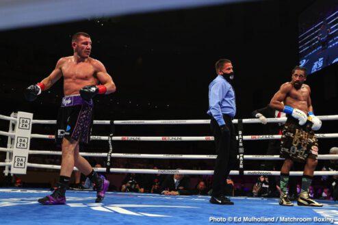 Demetrius Andrade, Liam Williams - Boxing News