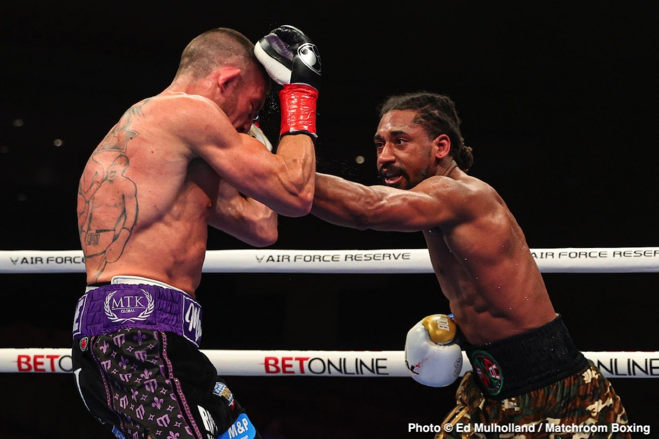 Billy Joe Saunders, Canelo Alvarez, Demetrius Andrade - Boxing News