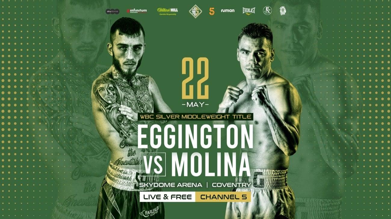 Sam Eggington - British Boxing