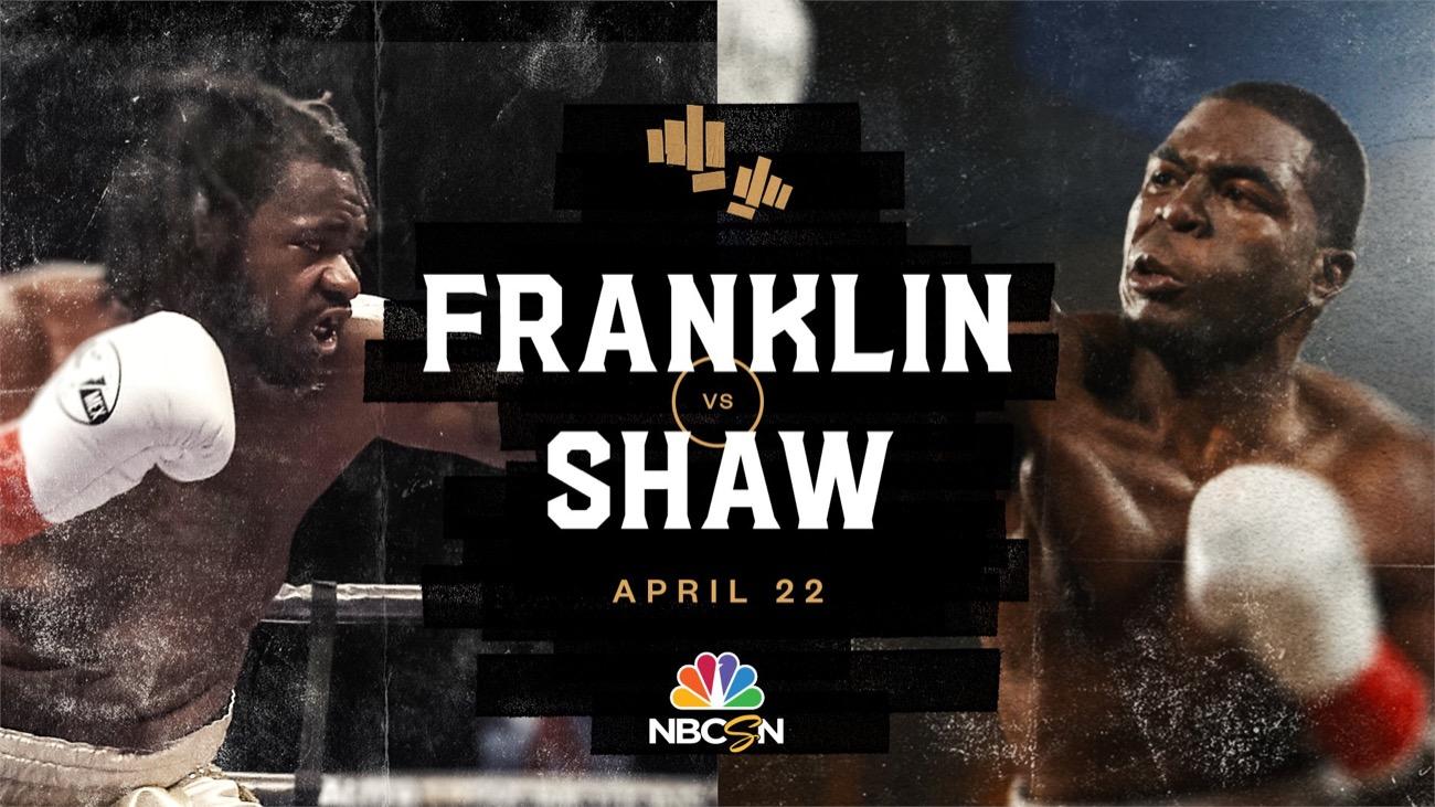 Jermaine Franklin, Stephan Shaw - Press Room