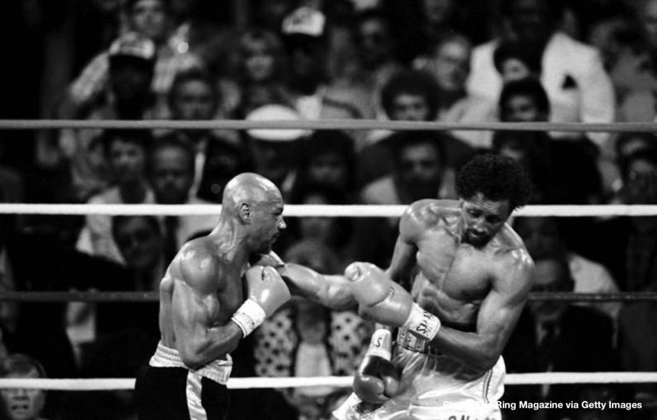 Marvin Hagler, Muhammad Ali, Sugar Ray Robinson - Boxing News