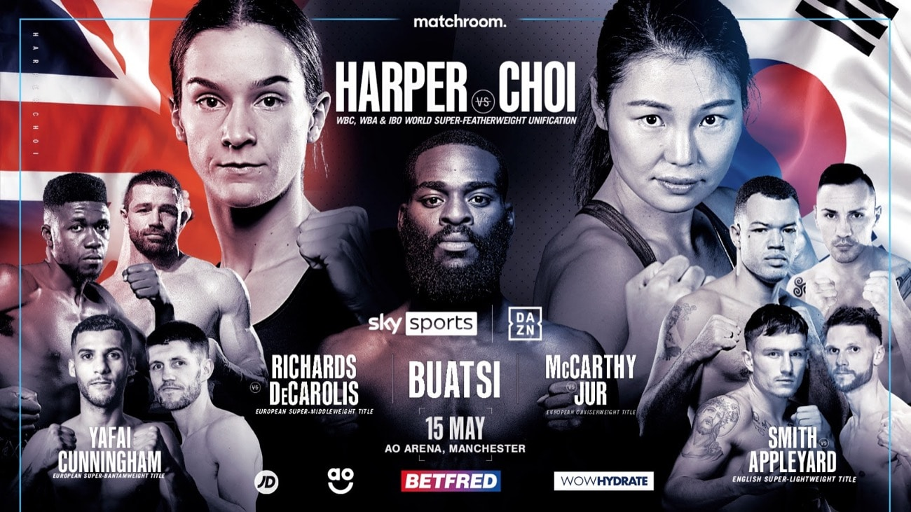 Terri Harper - British Boxing