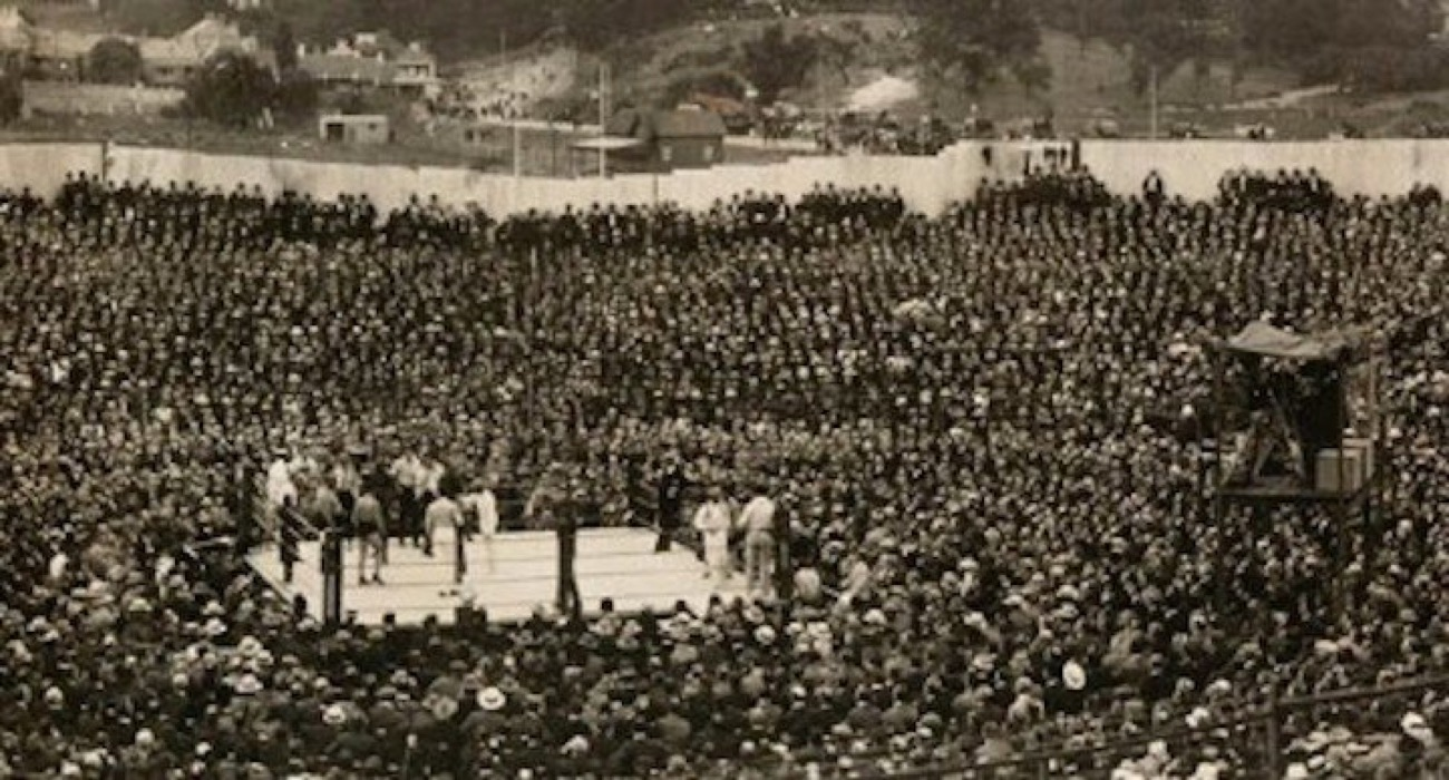 Bob Fitzsimmons, James J. Corbett - Boxing History