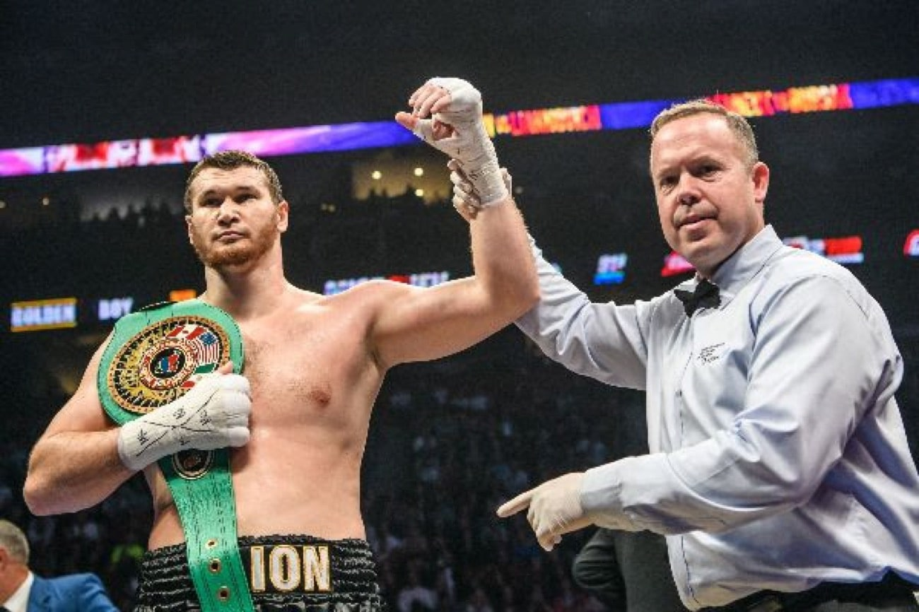 Arslanbek Makhmudov - Boxing News