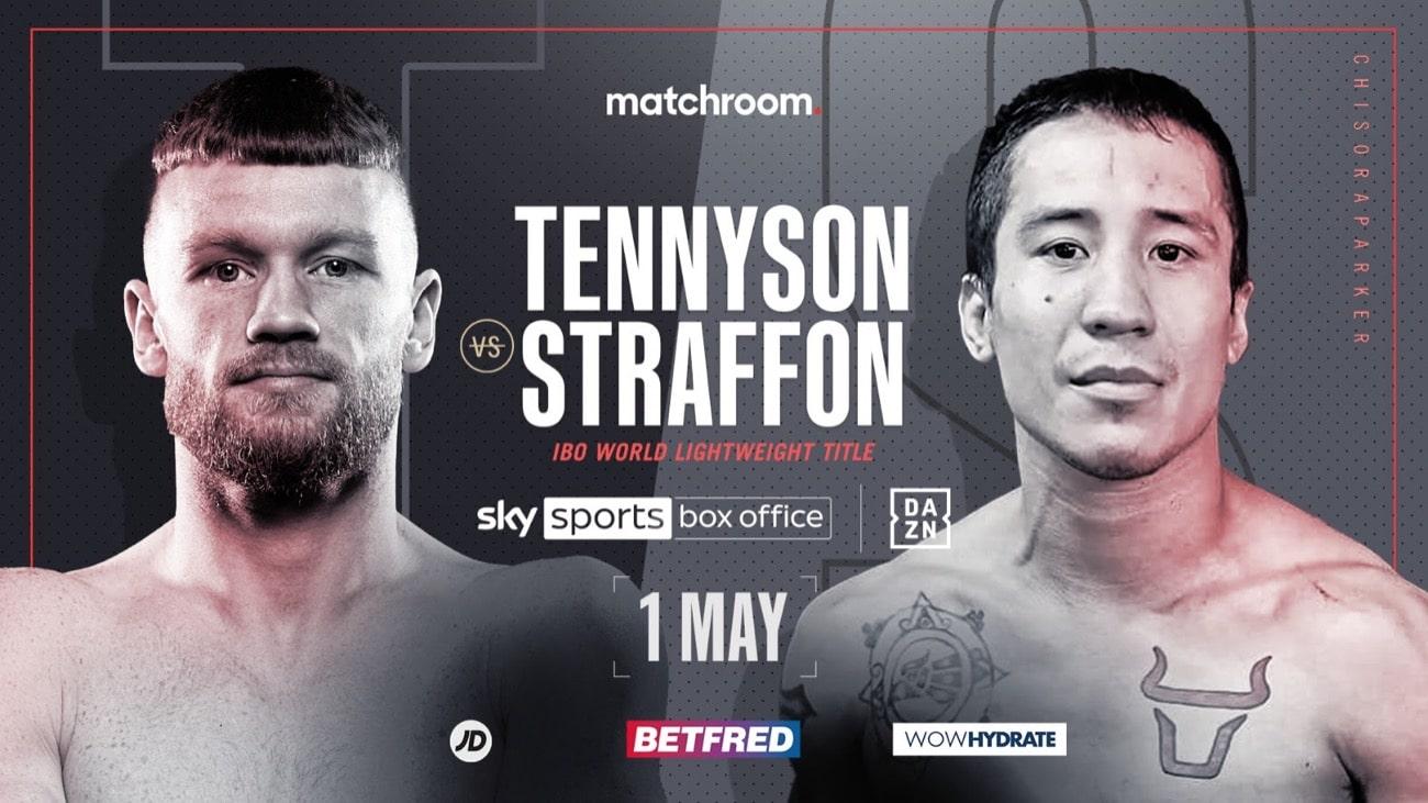 James Tennyson - British Boxing