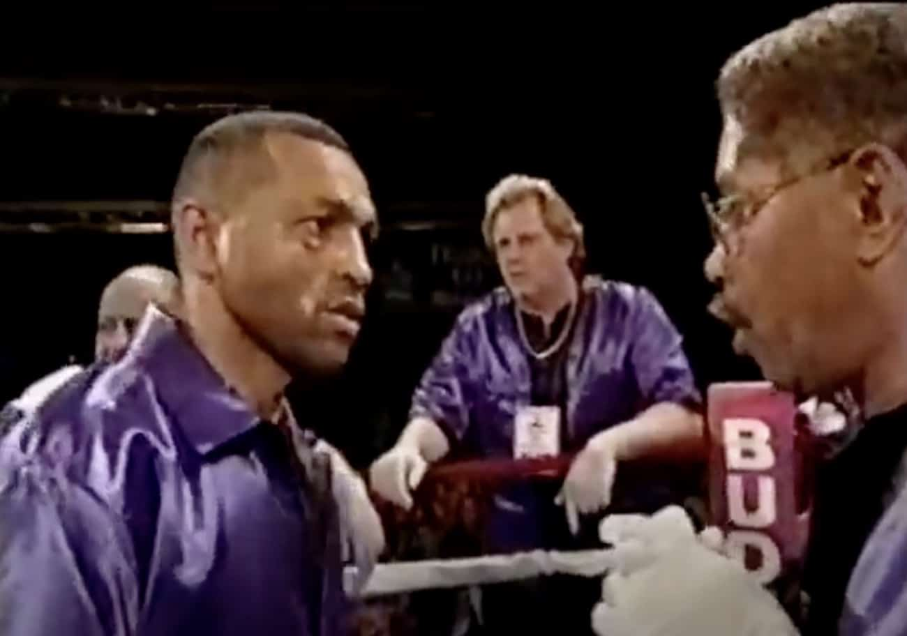 Pernell Whitaker - Pernell Whitaker