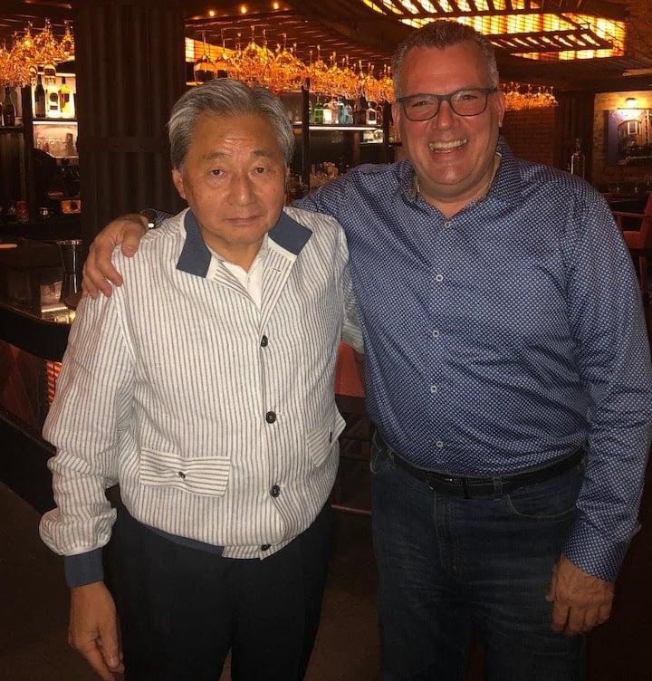 Kenji Fujita, Mikito Nakano, Murata Subaru - Press Room