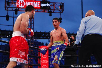 Danny Roman, Luis Nery, Results Brandon Figueroa, Ricardo Espinoza - Boxing News