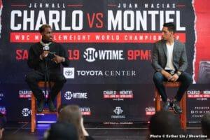 Watch LIVE: Jermall Charlo vs Juan Macias Montiel  Showtime Presser