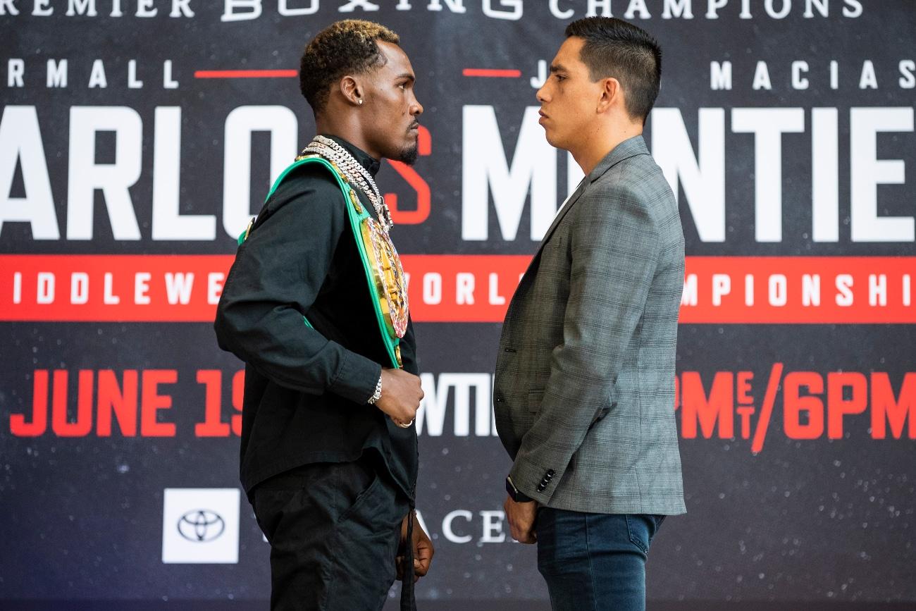 Jermall Charlo, Juan Macías Montiel - Boxing News