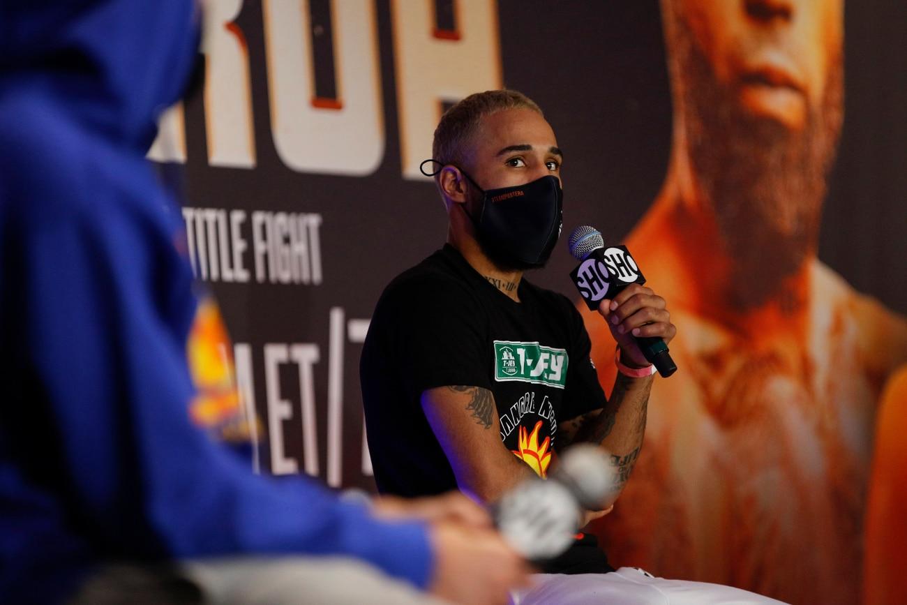 Brandon Figueroa, Luis Nery, Stephen Fulton - Boxing News
