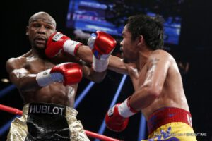 Floyd Mayweather Lists The Best Fighter He Faced, And The Roughest!