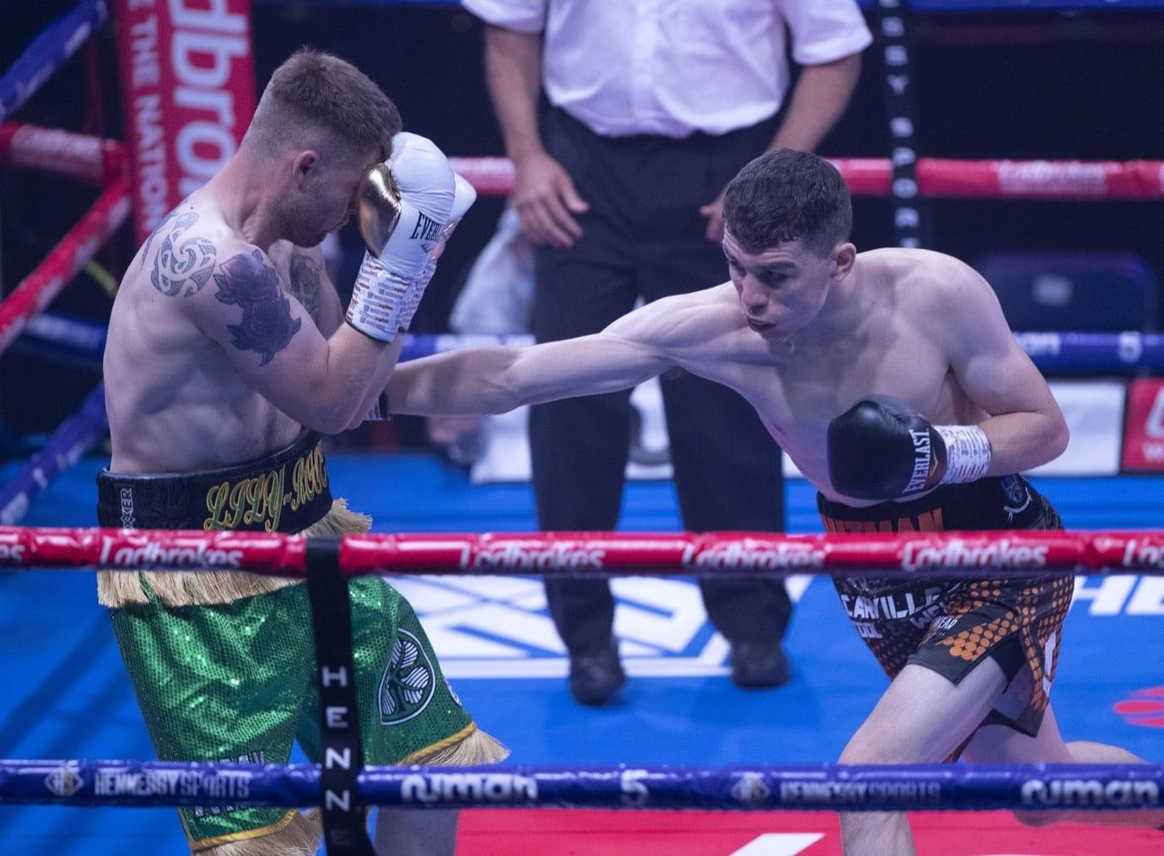 Stephen McKenna - British Boxing