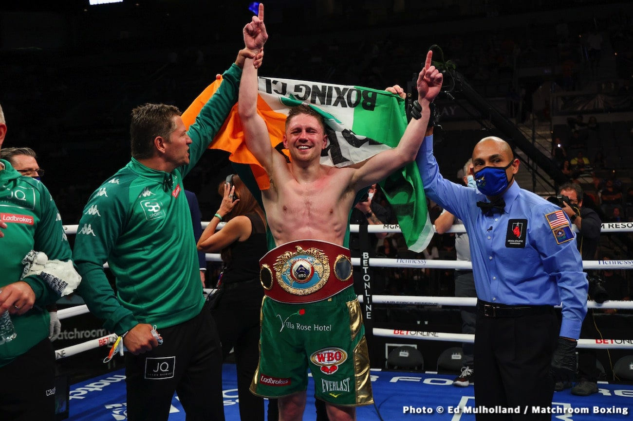 Jason Quigley - Boxing News