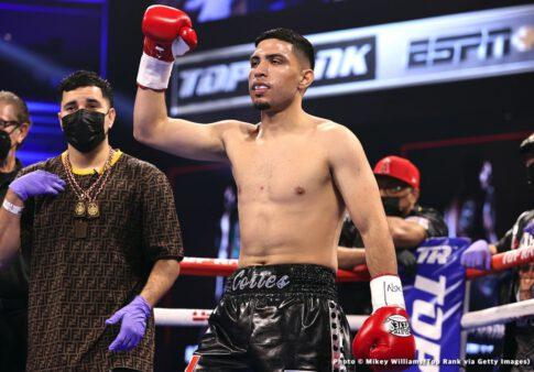 Elvis Rodriguez, Hank Lundy, Jose Ramirez, Jose Zepeda, Josh Taylor, Robeisy Ramirez - Boxing Results