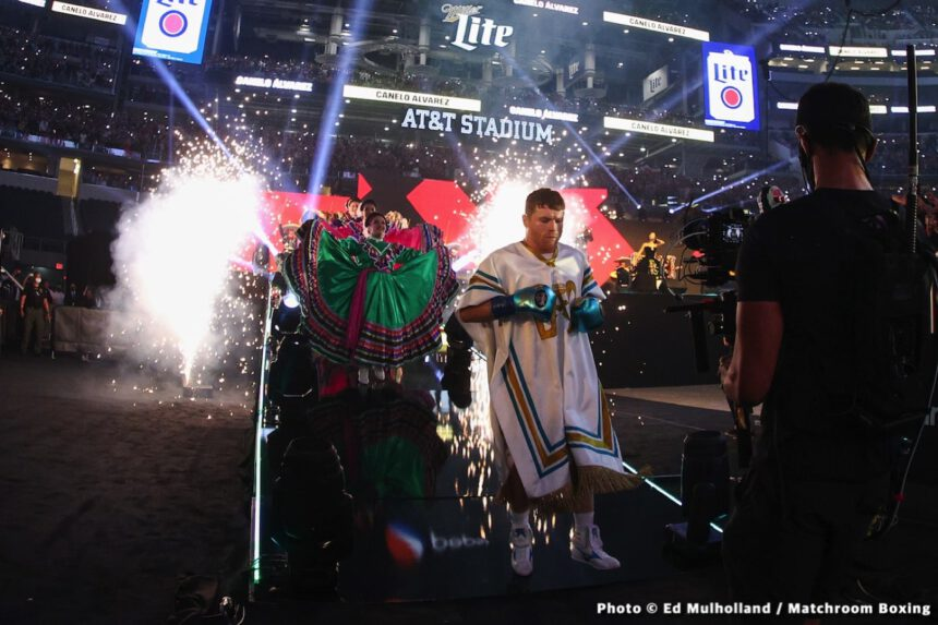 Billy Joe Saunders, Canelo Alvarez, Elwin Soto, Frank Sanchez, Katsunari Takayama, Kieron Conway, Marc Castro, Souleymane Cissokho - Boxing News