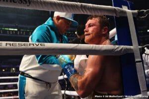 Canelo Alvarez vs. Caleb Plant negotiations have hit a snag