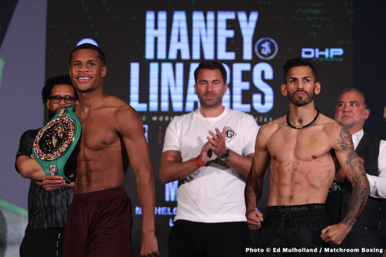 Anthony Crolla, Devin Haney, Jorge Linares - Boxing News