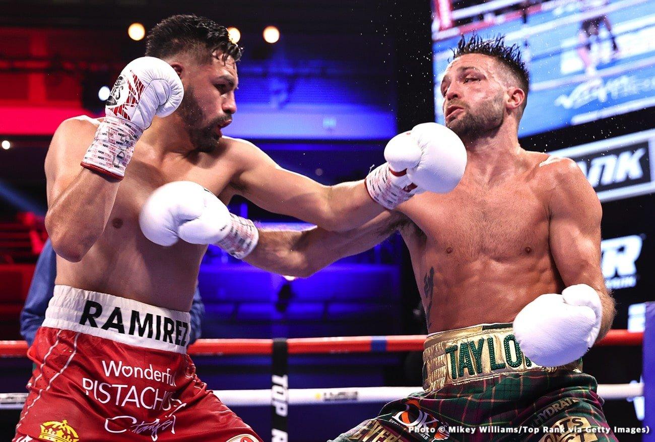 Josh Taylor, Teofimo Lopez - Boxing News