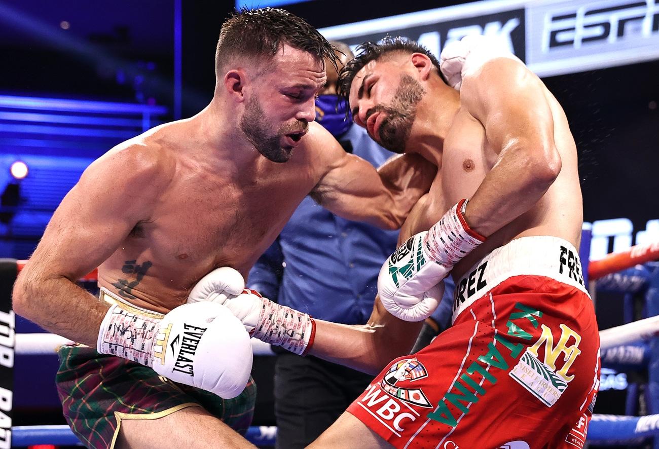 Errol Spence Jr., Josh Taylor, Mikey Garcia - Boxing News