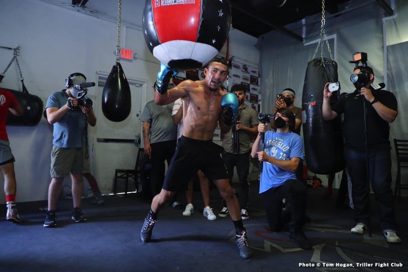 Ricky Hatton, Teofimo Lopez Jr, Vasiliy Lomachenko - Boxing News