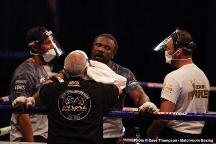 Derek Chisora, Dillian Whyte - Boxing News