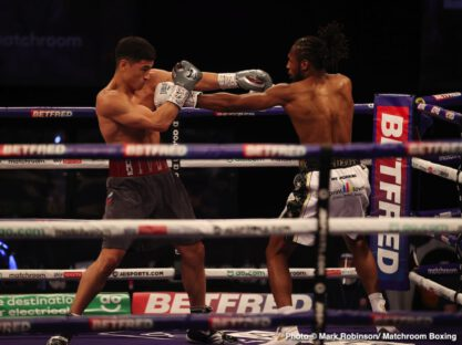 Craig Richards, Dimitry Bivol - Boxing News