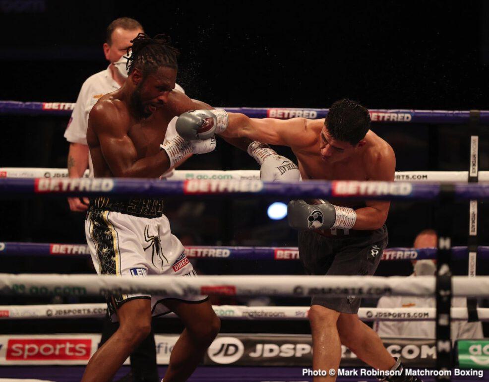 Chris Eubank Jr, Derek Chisora, Dimitry Bivol, Joseph Parker, Katie Taylor - Boxing News