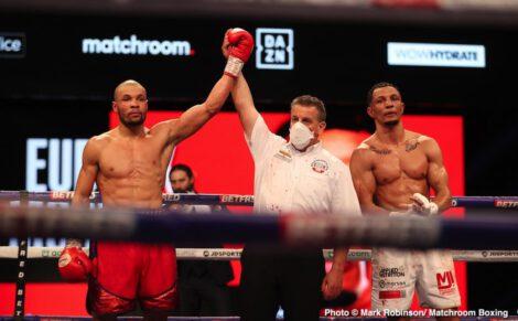 Chris Eubank Jr - Boxing News