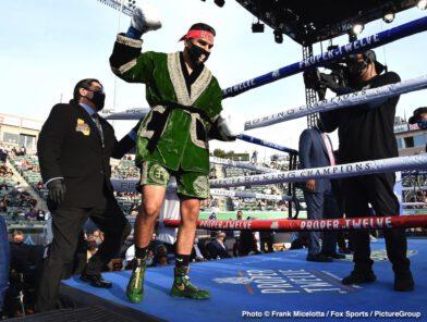 Abel Ramos, Andy Ruiz Jr, Chris Arreola, Erislandy Lara, Jesus Ramirez Jr, Jorge Cota, Omar Figueroa Jr., Sebastian Fundora, Thomas LaManna - Boxing News