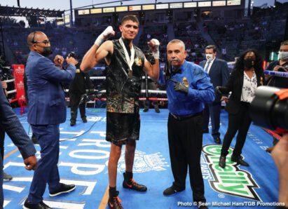 Abel Ramos, Sebastian Fundora - Boxing News