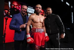 Chris Eubank Jr Insists He's The British Fighter To Defeat Canelo