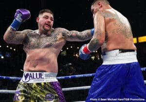 """Andy Ruiz """"Back In The Gym On Monday,"""" Mentions Luis Ortiz And Dillian Whyte As Possible Next Opponents"""