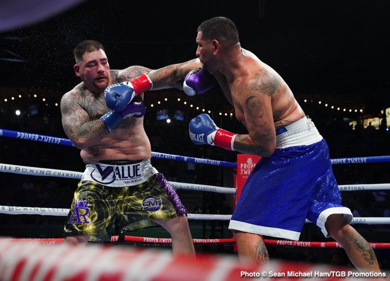 Andy Ruiz Jr, Chris Arreola, Eddy Reynoso - Boxing News