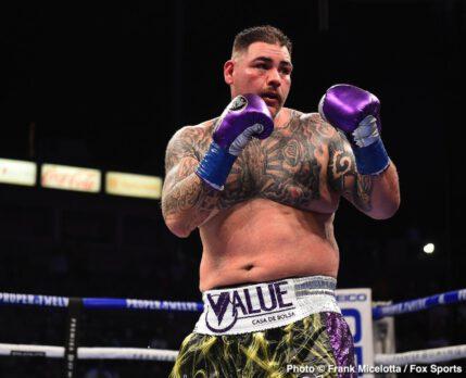 Andy Ruiz, Chris Arreola - Boxing News
