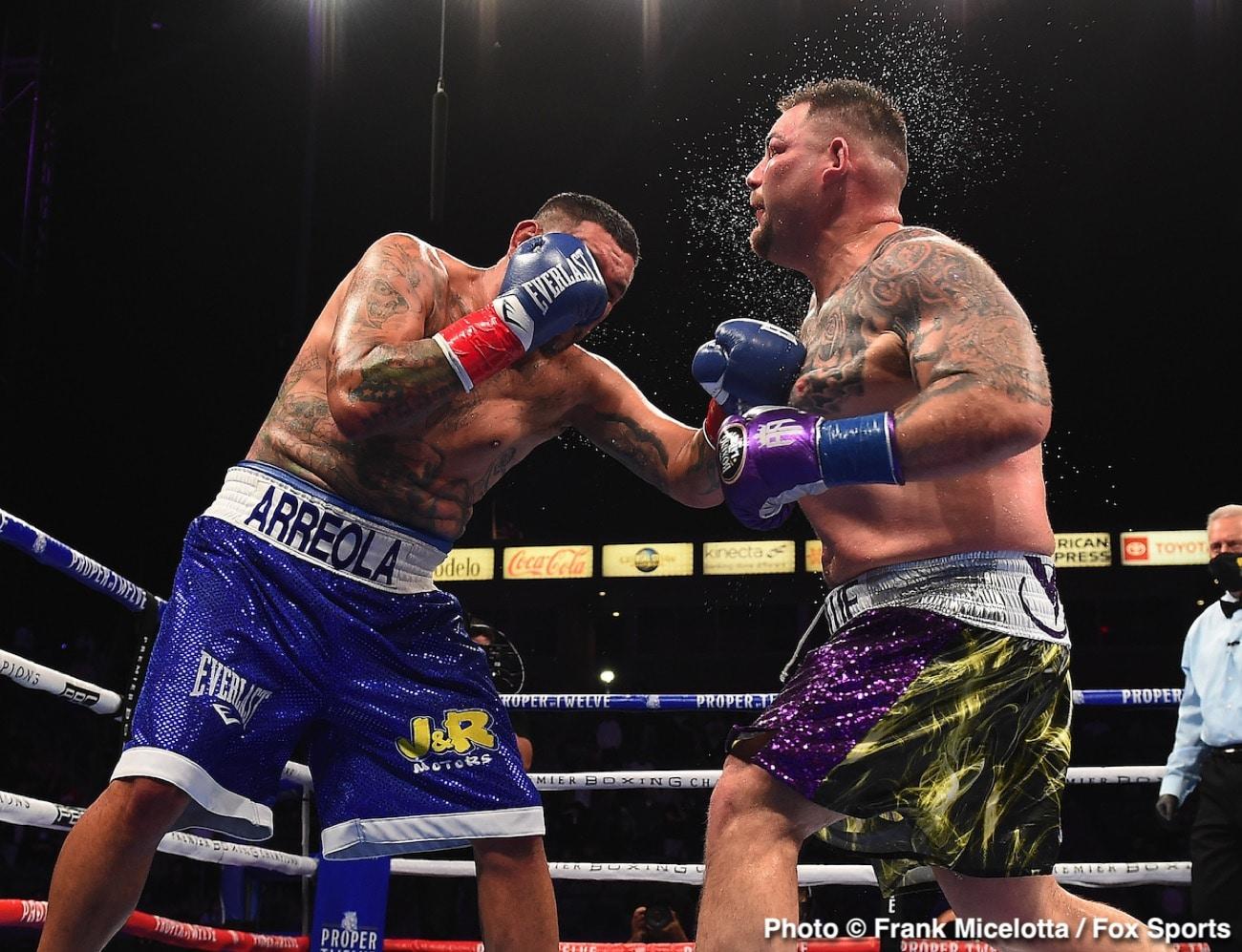 Abel Sanchez, Andy Ruiz Jr, Deontay Wilder - Boxing News