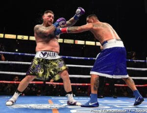 Andy Ruiz Jr next fight against Luis Ortiz or Charles Martin for end of year