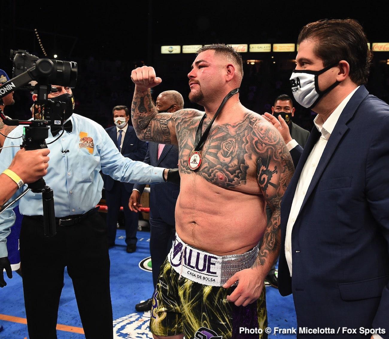 Andy Ruiz Jr, Canelo Alvarez, Eddy Reynoso, Óscar Valdez, Ryan Garcia - Boxing News