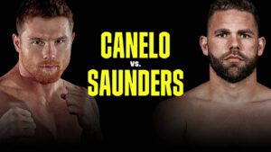 Canelo: I don't care about the ring size, the fight with Saunders will go ahead