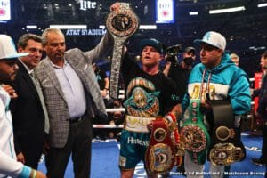 Demetrius Andrade: Canelo is a coward
