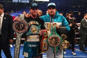 Canelo Alvarez will have problems at 175 – says Sergio Mora