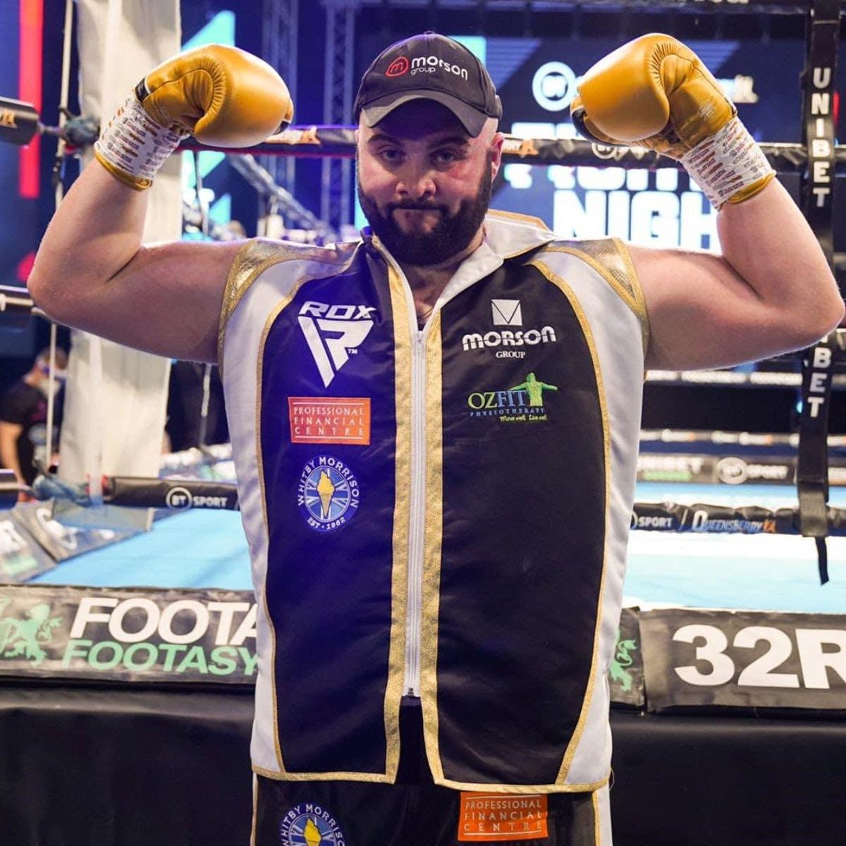 Nathan Gorman - British Boxing