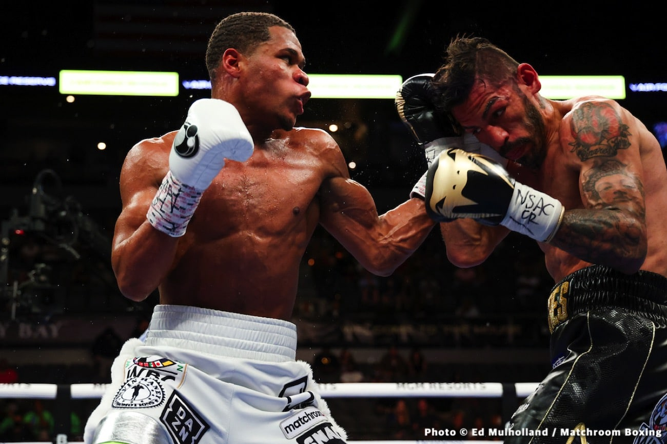Devin Haney, Joseph Diaz Jr, Ryan Garcia - Boxing News