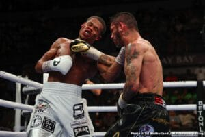 """Jorge Linares: """"He has no power"""" – reacts to loss to Devin Haney"""